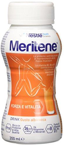 Meritene Drink Albicocca - 200 Ml