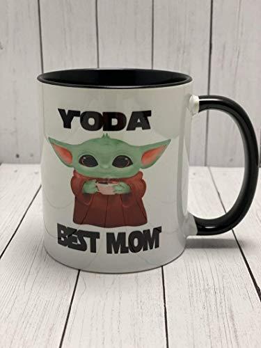 DIHAO Baby koffie mok Star Wars koffiekopjes Beste Moeder Keramische Mok voor Vrouw Mama
