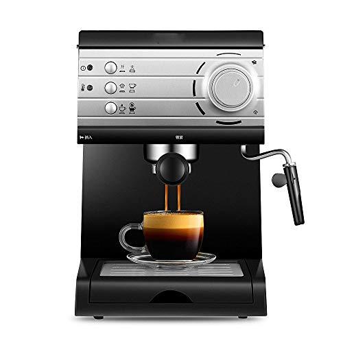 Espresso Machine voor huishoudelijk gebruik, 20 Bar hydrofoorpomp, koffiezetapparaat met melkopschuimer voor Latte, cappuccino, Americano, semi-automatische