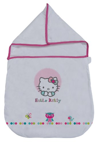 Hello Kitty Nid d'ange - Emma - 43 x 73 cm