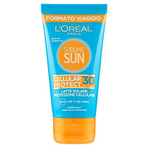 L'Oréal Paris Sublime Sun Latte solare, SPF30, 50 ml