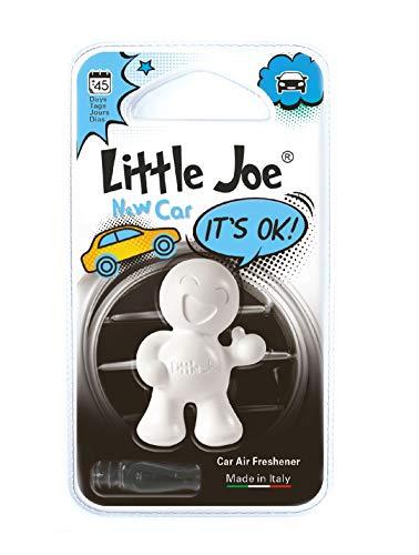 Little Joe OK Mini-Blister (New Car/White)