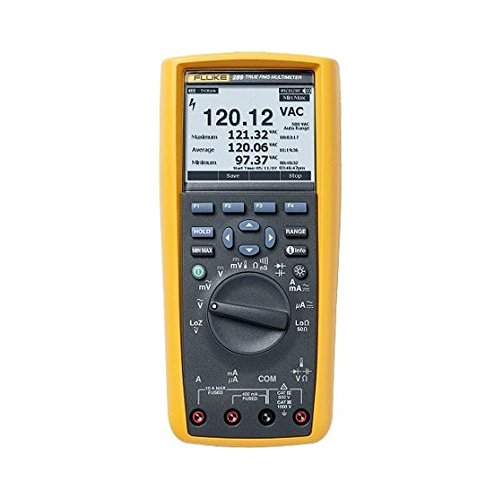 Fluke 289 True-RMS Stand Alone Logging Multimeter