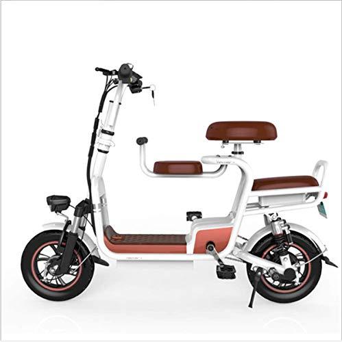 Elektrorollstuhl Elektro-Faltrad Körper E-Fahrrad-Roller mit 85 km Reichweite, Klapprahmen, APP Geschwindigkeitseinstellung, bestem Freund zwischen Ihnen und Ihrem Kind Bequemes und sicheres Reisen