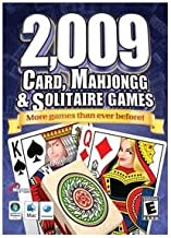 Masque 2,009 Cards, Mahjongg and Solitaire Games