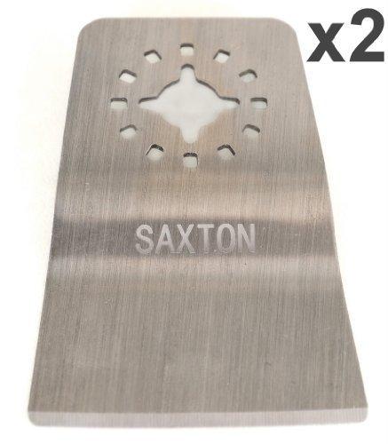 2 cuchillas rascador Fein Multimaster Bosch