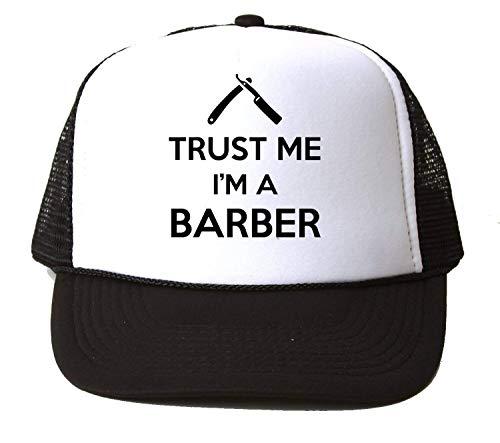 Trust Me I Am Barber Baseball Cap Unisex Mütze Kappe Hat One Size