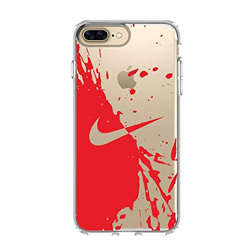 DMXTPURK Algplk Soft Silicone TPU Coque iPhone 6 Case/Coque iPhone 6S Case Fefuc Transparent Phone Case Cover