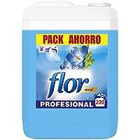 Flor Suavizante para Lavadora Regular Azul Formato Profesional - 220 lavados