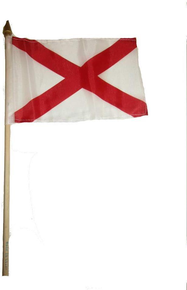 JumpingLight Wholesale Lot of 6 Alabama State Purchase 6x9 6