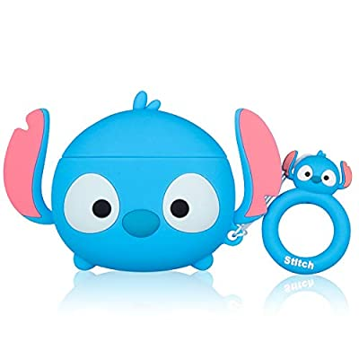 Lupct Case for Airpods, Funny Fun Animal Cartoo...
