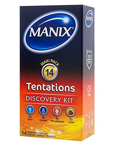 Manix Sexo Seguro y Anticonceptivos 1 Unidad 50 g