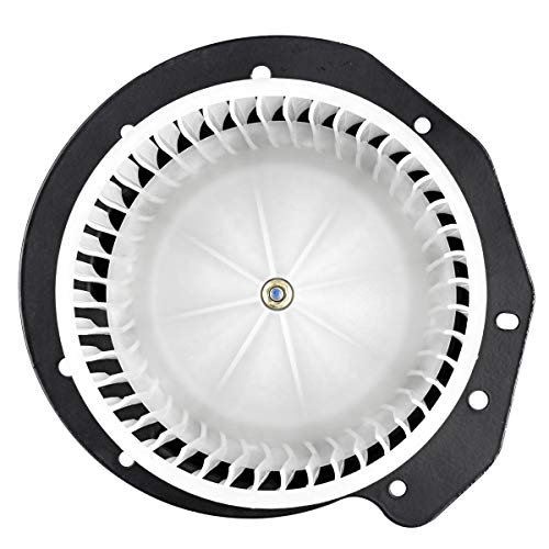 FAERSI A/C Heater Blower Motor with Fan Cage Replacement for 1987-1996 Ford Bronco /1988-1997 Ford F Super Duty /1987-1996 Ford F-150/1987-1996 Ford F-250/1987-1996 Ford F-350 & More