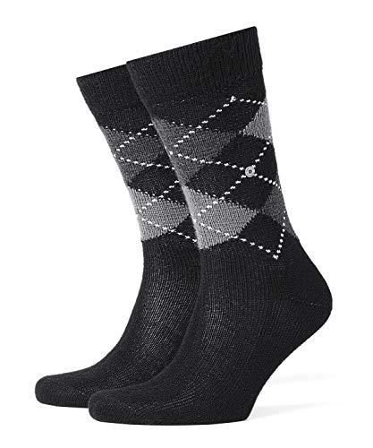 BURLINGTON Herren Socken Preston - Warm Und Weich, 1 Paar, Grau (Pearl 3880), Größe: 46-50