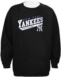 Majestic York Yankees MLB Crampton Charcoal Sweatshirt Men Big & Tall Sizes