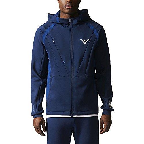 Adidas X White Mountaineering Men's Hooded Track Jacket (X-Large)