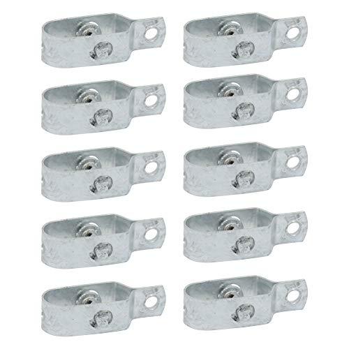 Eider Drahtspanner, für Draht bis 2 mm - feuerverzinkt - 100 Stück - vielseitig einsetzbar - langlebig und robust