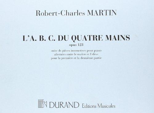 L'ABC du 4 mains Op.123 --- Piano à 4 Mains