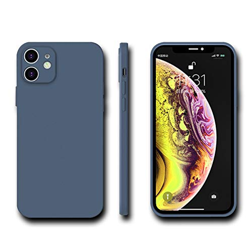 S+ Soft TPU Protect Case for iPhone 11 Series (iPhone 11 Pro, Atlantic Blue)