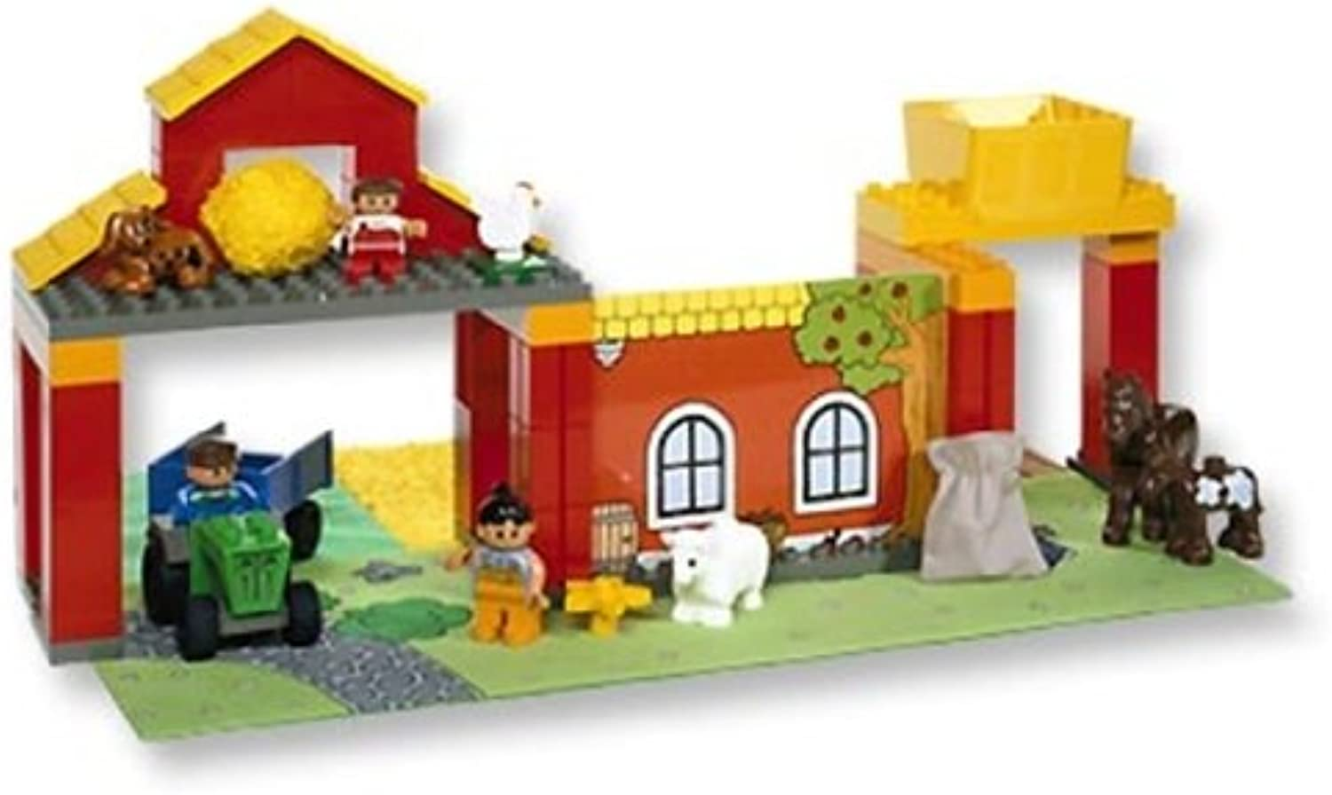 LEGO Duplo 3618 - Ville farm with family