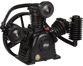 NorthStar Air Compressor Pump - 2-Stage, 3-Cylinder, 14.9 CFM at 90 PSI