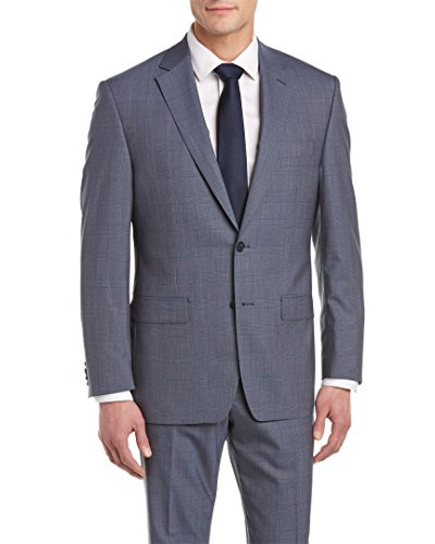 Austin Reed Men S Heathrow Classic Fit 2 Button Side Vent Notch Lapel Trouser Buy Online In Cayman Islands At Cayman Desertcart Com Productid 181580621