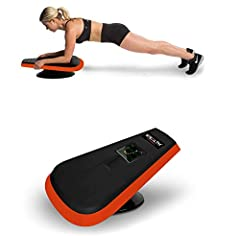 """Stealth Personal is a health club quality fitness product that will push you to a new level of core training in the privacy of your own home. Play games on your smartphone by using your Abs. The Stealth Fitness app is FREE and includes 4 games """"Steal..."""
