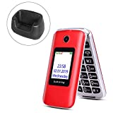 Best Flip Phone Unlockeds - Ushining 3G Unlocked Senior Flip Phone Dual SIM Review