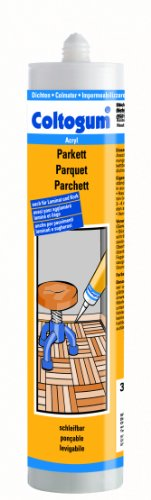 Coltogum 163232 Dichtmasse Parkett Ahorn 310 ml