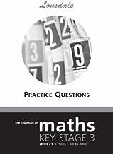 KS3 Maths Levels 3-6 Practice Questions (Lonsdale KS3 Maths)