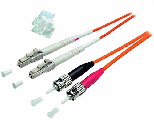 in-tech: Schultergurt Kabel LWL LC/SC 50/1252Meter OM2