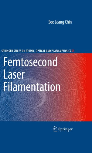 Femtosecond Laser Filamentation (Springer Series on Atomic, Optical, and Plasma Physics Book 55) (English Edition)