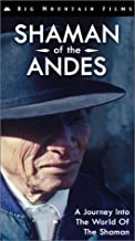 Shaman of the Andes [VHS]