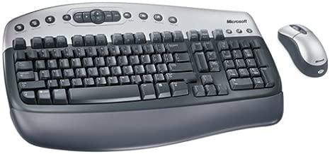 Microsoft Wireless Optical Desktop