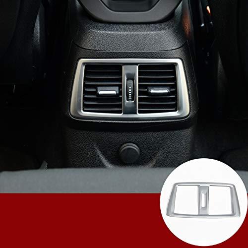 YIWANG ABS-Chrom-Abdeckung für hintere Klimageräte, für 218i Gran Tourer F46 2015–2018 Auto-Zubehör