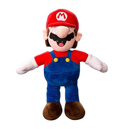 Super Mario Plush Doll Mario Soft Stuffed Plush Toys, 16.5 inches Mario Plushies,Mario Plush Toys, Mario Brothers Toys for Boys,Mario Plushies