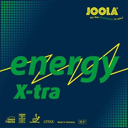 JOOLA Belag Energy Xtra Optionen 2,0 mm, schwarz