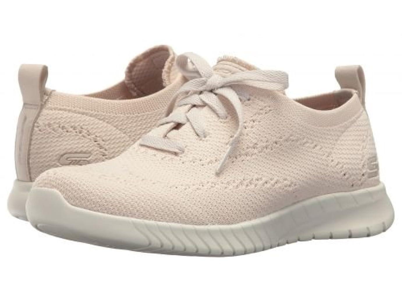 スプリット固有のコットンSKECHERS(スケッチャーズ) レディース 女性用 シューズ 靴 スニーカー 運動靴 Wave Lite - Pretty Philosophy - Natural [並行輸入品]