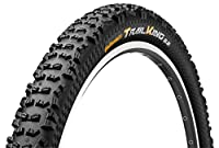 Continental Trail King Tire - 26 x 2.4, Black/Black Skinwall, Folding, ProTection and Apex