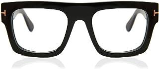 Tom Ford FT5634-B Blue-Light Block 001 Men Eyeglasses