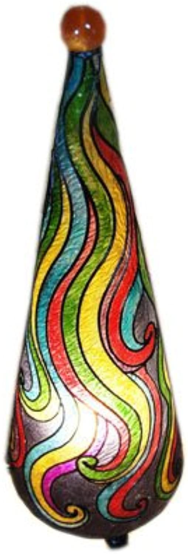 Unbekannt Tischleuchte Villa Retro 40cm Tischlampe B00DI6SG1I  | Öffnen Sie das Interesse und die Innovation Ihres Kindes, aber auch die Unschuld von Kindern, kindlich, glücklich