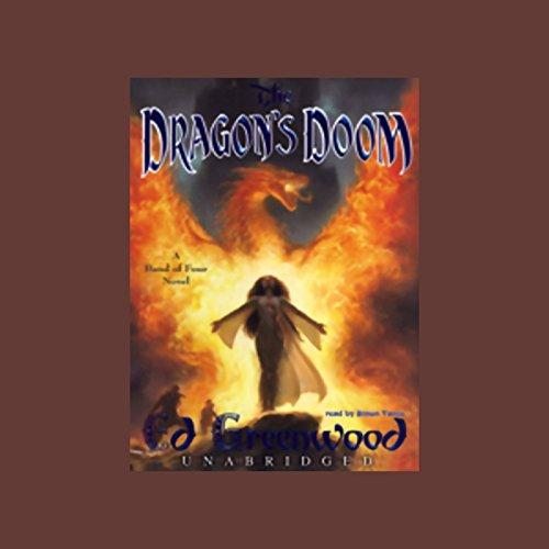 Dragon's Doom copertina