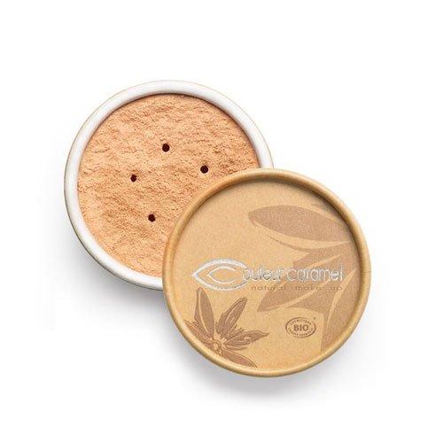 Couleur Caramel Base de Maquillaje Vegano en Polvo Bio Mineral Foundation 03, color Beige Albaricoque