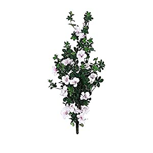 BalsaCircle 30-Inch Tall Hanging Silk Rhododendron Bush Vine Flowers Wedding Home Events Party Centerpieces Arrangements Bouquets Supplies