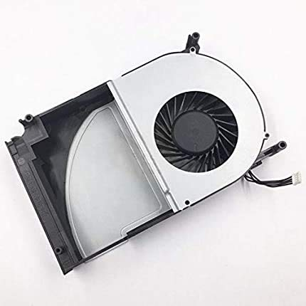 Replacement 4 Pin Internal Cooling Fan Inner Cooler Fan for Xbox One X Console