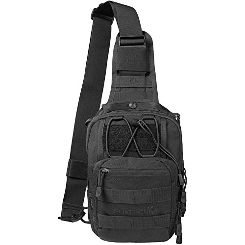 Pentagon UCB Chest Backpack One Size Black