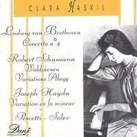Plays Beethoven/Schumann/Haydn by Clara Haskil