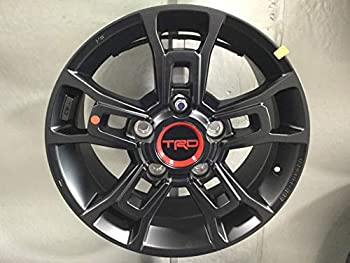 TOYOTA Genuine TRD PRO Tundra and Sequoia BBS Matte Black Forged Wheel PT960-34200-02  1