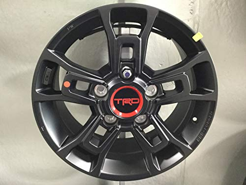 TOYOTA Genuine TRD PRO Tundra and Sequoia BBS Matte Black Forged Wheel PT960-34200-02 (1)
