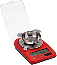 Hornady G3-1500 Electronic Scale, 050104 - Portable Battery Operated Digital Pocket Scale to Weigh Bullets, Cases, Trickle Powder & More Up to 1500 Grain Capacity with 0.1 Accuracy & Reliable Results